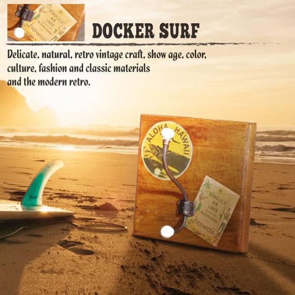 [客尊屋]典尚古風/Docker Surf- Hanger 單桿壁架/牆壁掛勾/裝飾品/金屬衣鉤/壁掛/壁飾/用品架