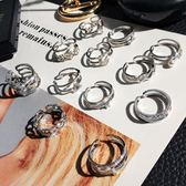 戒指女冷淡風開口小眾設計日式輕奢食指 莎瓦迪卡