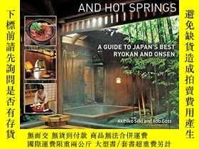 二手書博民逛書店Japanese罕見Inns and Hot Springs: A Guide to Japan s Best R