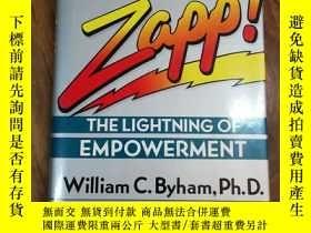 二手書博民逛書店Zapp!:罕見The Lightning of Empower