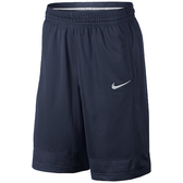 Nike 男Dry Fit 運動籃球短褲(石藍色)