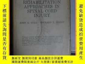 二手書博民逛書店英文書罕見physical medicine and pehabilitation approaches in s