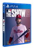 [哈GAME族]免運費 可刷卡 PS4 美國職棒大聯盟 19 亞版 英文版 一般版 MLB THE SHOW 19