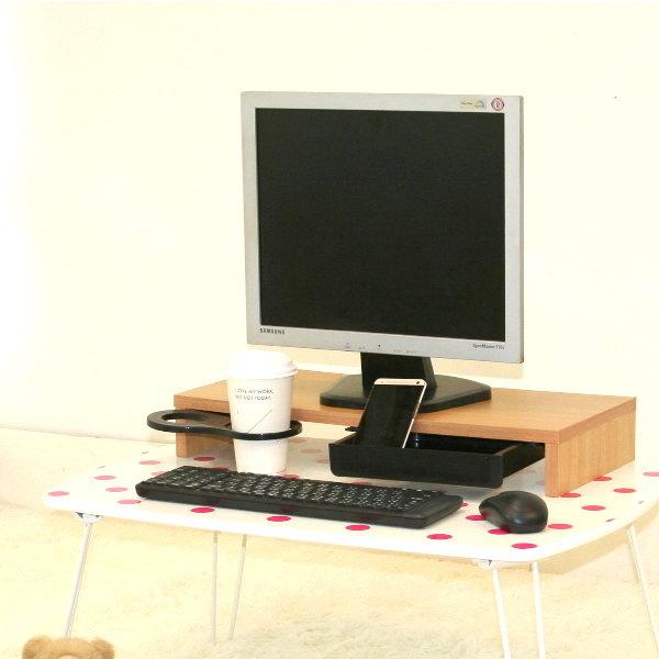 ONE HOUSE-桌上營幕架+抽屜+飲料架/桌上架/置物架