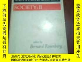 二手書博民逛書店ANALYSES罕見OF CONTEMPORARY SOCIET