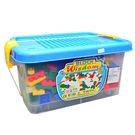 【FY積木大師】智慧積木車桶 (300片) FY-6050