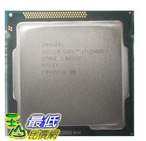 [103 玉山網 裸裝] Intel/英特爾 i7 2600S (散) 2.8GHZ