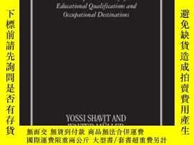 二手書博民逛書店From罕見School To Work: A Comparative Study Of Educational