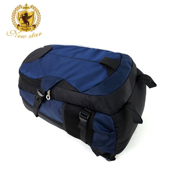 後背包 運動風防水雙層大容量筆電包包 電腦包 男 女 男包 現貨 NEW STAR BK231