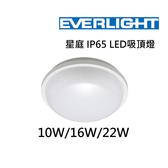 【燈王的店】億光星庭 LED 16W 防水吸頂燈 IP65 黃光/白光可選 PE0278EL-16