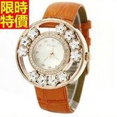 鑽錶-商務潮流典型女腕錶3色5j4[巴黎精品]