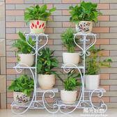 花架子置物架子多層室內家用陽台鐵藝客廳省空間花盆落地式綠蘿 NMS陽光好物