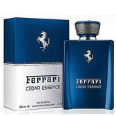 Ferrari 法拉利 Cedar Essence 藍木男性淡香精100ml 25209 《Belle倍莉小舖》