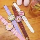 韓國原宿軟妹手表可愛少女日系糖果女學生簡約休閑卡通【小獅子】