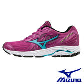 MIZUNO WAVE INSPIRE 14 支撐型慢跑鞋 紫 J1GD184432 女鞋
