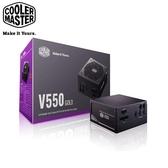 Cooler Master V Gold 全模組化 80Plus金牌 550W 電源供應器