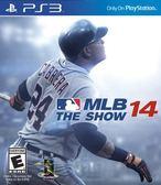 PS3 MLB 14: The Show 美國職棒大聯盟 14(美版代購)