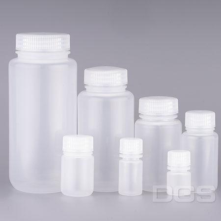 塑膠廣口試劑瓶 PP Bottle, Wide-Mouth, PP