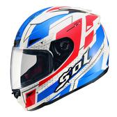 【SOL SF3 SF-3 遊騎兵 RANGERS  白藍紅 全罩 安全帽】 內襯全可拆、免運費+好禮