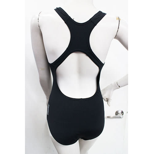 (A3) SPEEDO 女款 運動 連身泳裝 Endurance+ Medalist 黑 - SD8027870001 [陽光樂活]