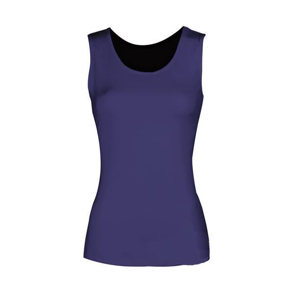 [Wildland] 荒野 (女) 透氣排汗背心內衣 紫 (W1683-53)