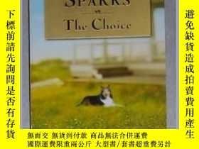 二手書博民逛書店英文原版罕見The Choice by Nicholas Spa
