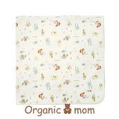 森林派對男寶寶保暖包巾~Organic mom ~