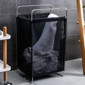 髒衣籃 臟衣籃家用臟衣簍北歐布藝折疊洗衣籃玩具收納桶放臟衣服的收納筐 WJ【米家】