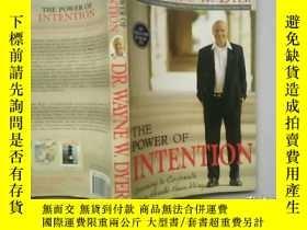 二手書博民逛書店THE罕見POWER OF INTENTION 決心的力量 英文