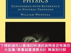 二手書博民逛書店Astronomy罕見And General Physics Considered With Reference