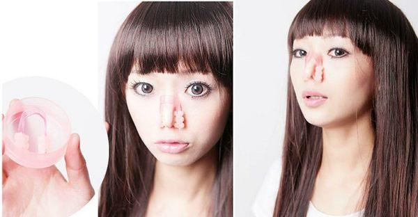 [協貿國際] 日式鼻子增高器鼻樑鼻子矯正器美鼻夾 (10個價)
