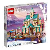 41167【LEGO 樂高積木】迪士尼 Disney 艾莎 戴爾 冰雪城堡 (521pcs)