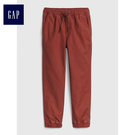 Gap男童 基礎款多選色休閒長褲 487594-銹跡效果