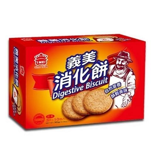 義美消化餅 300g【愛買】