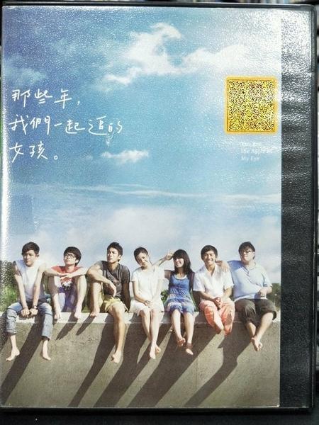 挖寶二手片-P87-025-正版DVD-華語【那些年,我們一起追的女孩/雙碟版】-柯震東 陳妍希(直購價)海