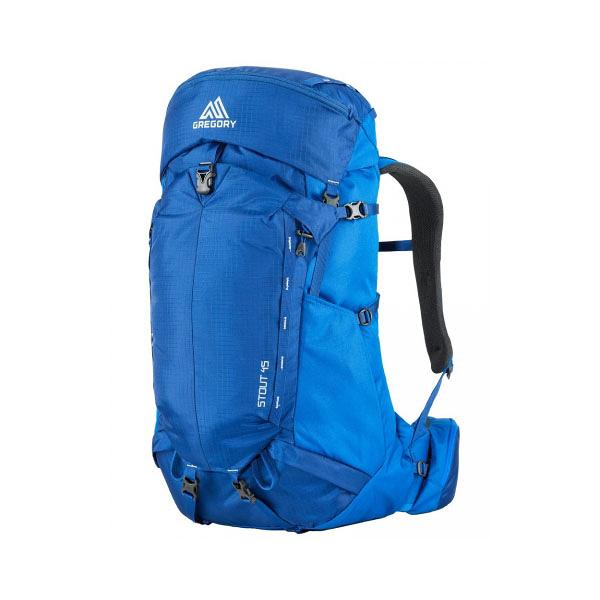 [GREGORY] STOUT 45 專業登山背包M 45L - 藍 (65023)