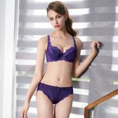 曼黛瑪璉-包覆提托Hibra大波內衣  E-G罩杯(迷幻紫) (未滿2件恕無法出貨,退貨需整筆退)