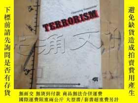 二手書博民逛書店Terrorism:罕見Opposing ViewpointsY