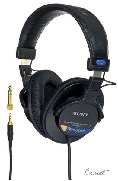 耳機 ►錄音室專業監聽耳機 進口SONY MDR-7506 (星光指定使用)