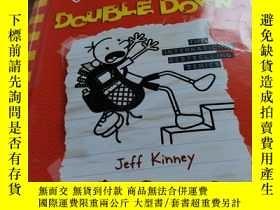 二手書博民逛書店罕見~ Diary of a Wimpy Kid - Doubl