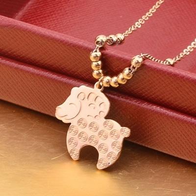 玫瑰金純銀腳鍊-生日情人節禮物可愛銅錢小羊流行飾品71ak77【巴黎精品】