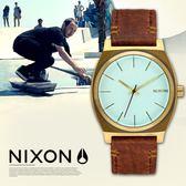【人文行旅】NIXON | A045-2223 Time Teller 復古仿舊手錶