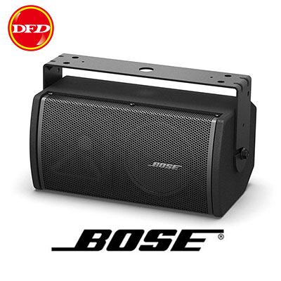 BOSE 博士 BOSE RMU105 小型前景/補聲揚聲器 白 /  黑色 單入  公司貨