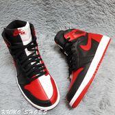 Nike Air Jordan 1 Retro High OG NRG Homage 黑 紅 白 男鞋 喬丹1代 861428-061