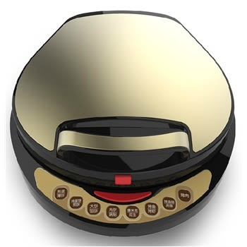 電餅鐺110V電腦版智慧110伏電壓烤盤可拆卸款 igo 喵小姐