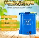 農用電動噴霧器高壓多功能鋰電智慧充電背負式打藥機電動噴霧器CY『小淇嚴選』