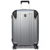 eminent-24吋新型TPO材質行李箱-URA-KH67-24淺銀