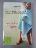【書寶二手書T6/原文小說_IPW】Nantucket Nights_Hilderbrand, Elin