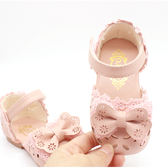 2018新款夏女童鞋涼鞋1-2-3-4歲防滑軟底包頭韓版小孩寶寶公主鞋   夢曼森居家