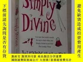 二手書博民逛書店《罕見Simply Divine 》[Paperback] We